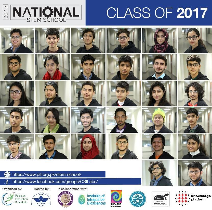 National STEM School: Makers Summer Camp 2019 – Pakistan Innovation