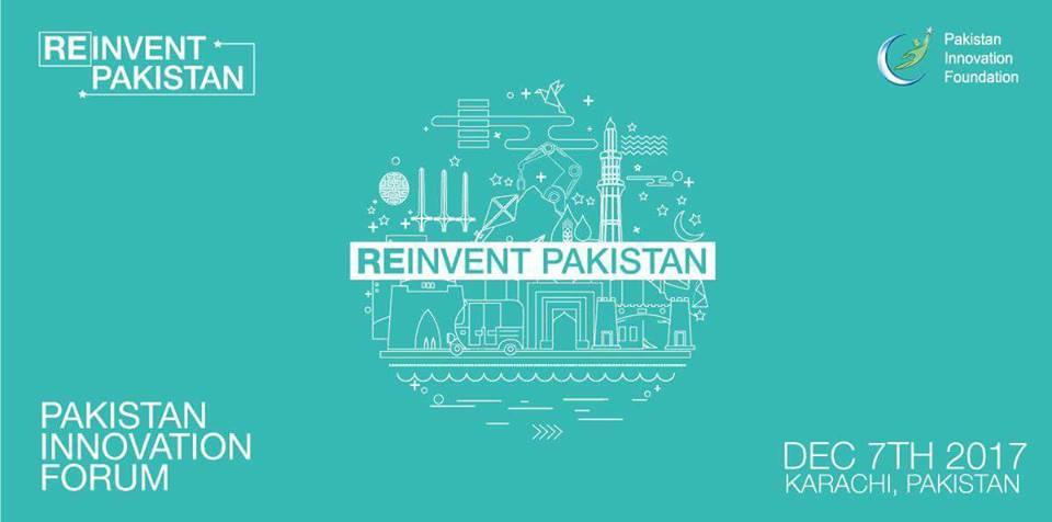 Pakistan Innovation Forum 2017 – Pakistan Innovation Foundation